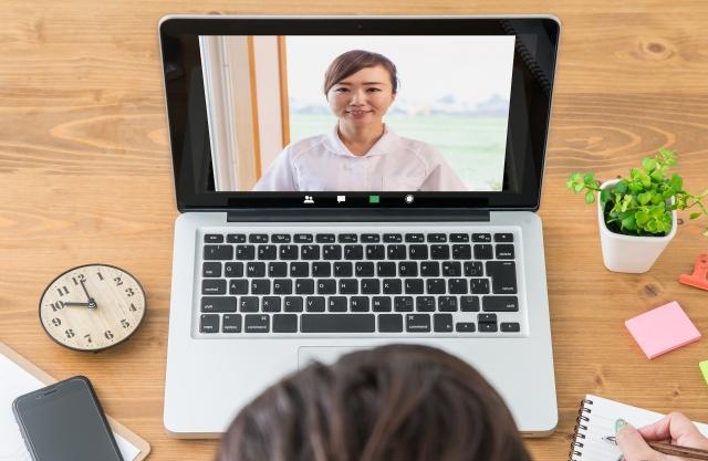 [N2121001]就活生のためのオンライン面接対策講座(個別)