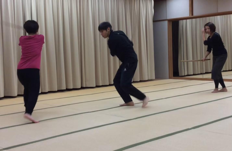 [F2135401] 殺陣・チャンバラ講座